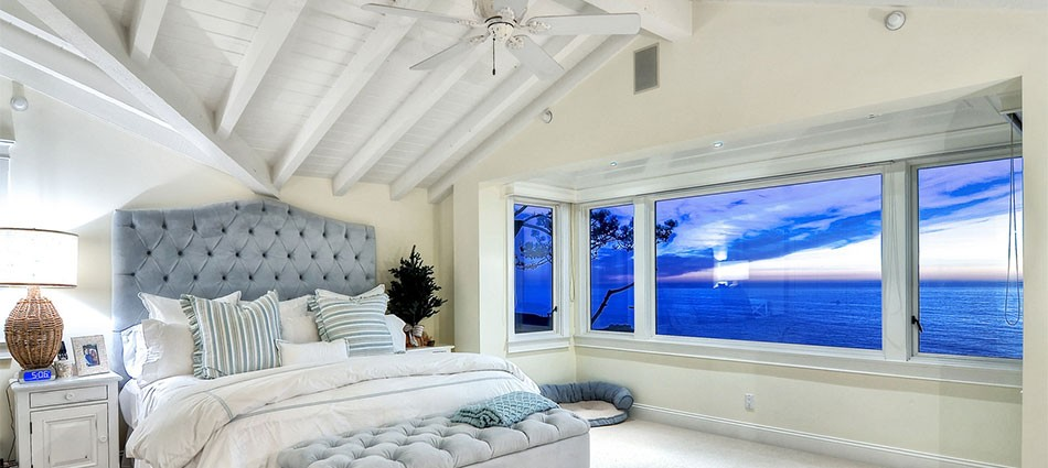 Laguna Beach Master Bedroom