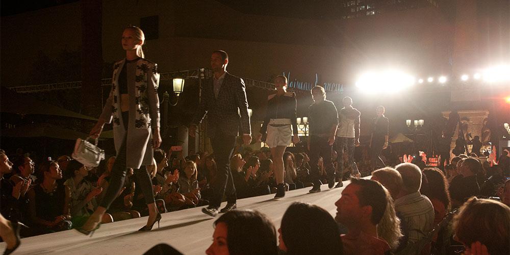 Laguna Beach Luxury Home Plays Hosts at OC Fashion Week