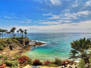 Beach Staycation get-away in Laguna Beach