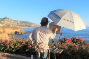 Art Classes and Summer Festivals in Laguna Beach