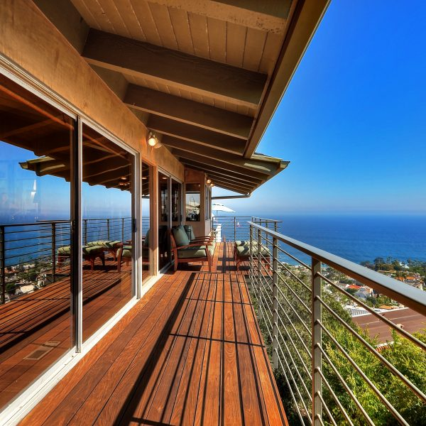 Furnished rental in Laguna Beach, CA