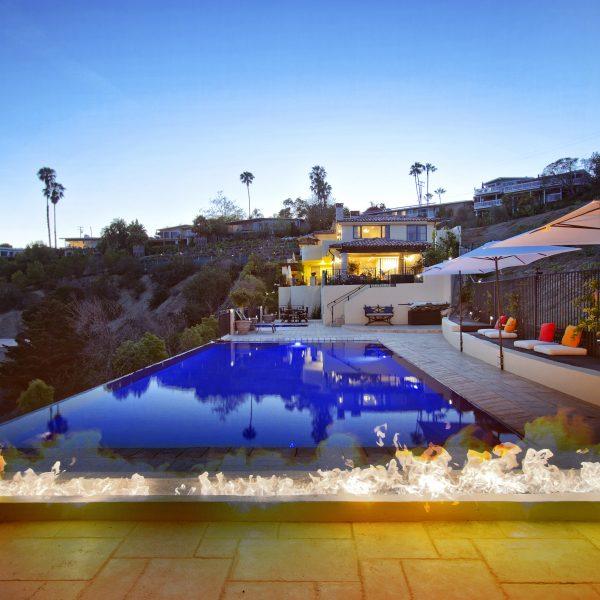 Temple Hills Estate, Laguna Beach