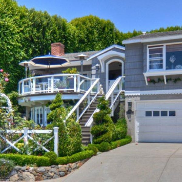 South Laguna Bluffs Beach Cottages for Sale or Rent