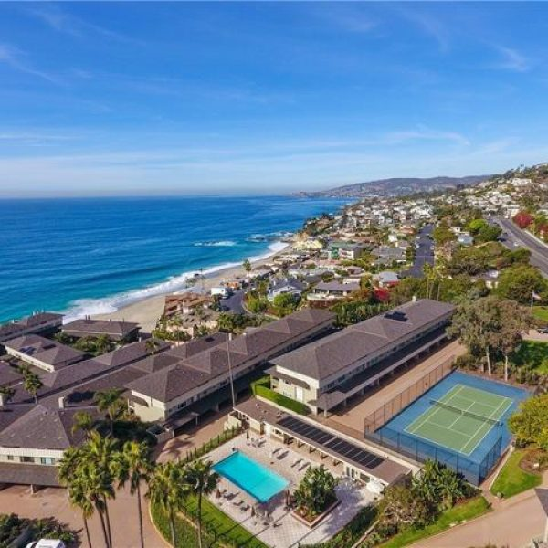 Blue Lagoon Condo in Laguna Beach CA