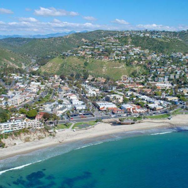 Laguna Beach Schools, Main Beach CA