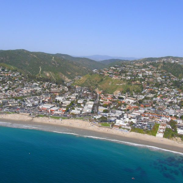 Beach Front Homes for sale by Laguna Coast Real Estate