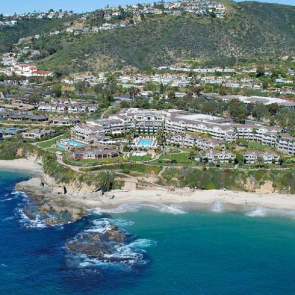 Blue Lagoon condominiums, Laguna Beach CA