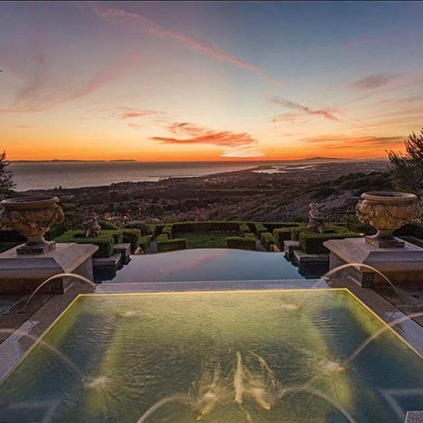 Top of the World area of Laguna Beach